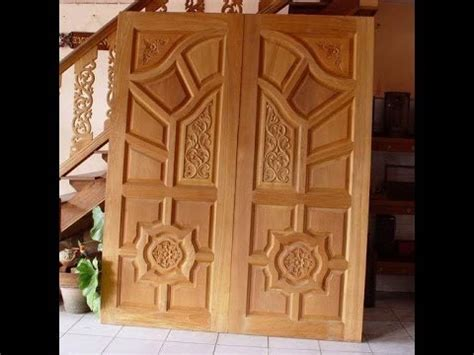indian home door design catalog kerala style wood work front door designs 2 youtube