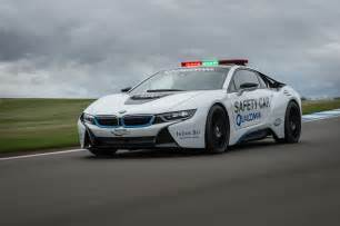 bmw i8 formula e safety car driven by bmwblog