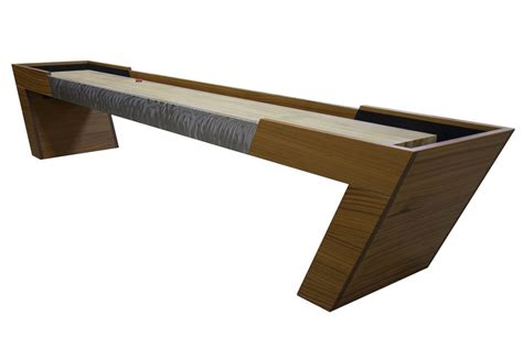 Table Galt by Galt Shuffleboard Design Mcclure Tables