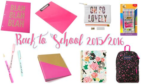 cute office supplies target fashionable heart girly back to school supplies for 2015 2016