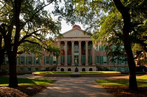 College Of Charleston Calendar College Of Charleston Charleston South Carolina Sc