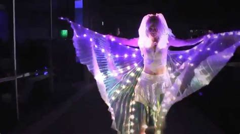 Light Dancers by Pixie Light Dancers Led Hoop Wings Contact