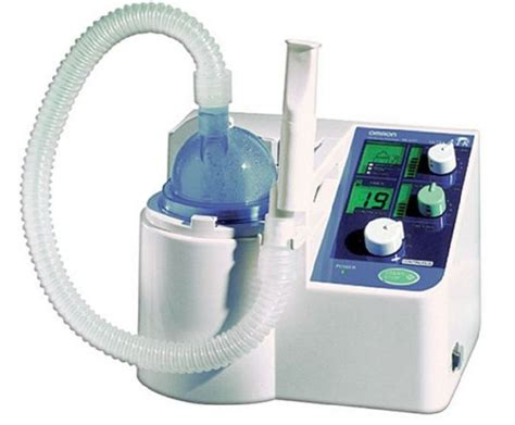 Alat Nebulizer Ultrasonic omron nebulizer ne u17 ultrasonic