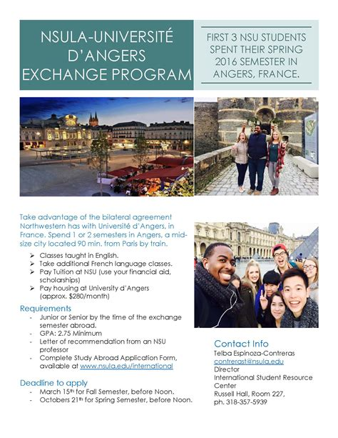 Mba Student Exchange Program by 100 Financial Aid State Of California