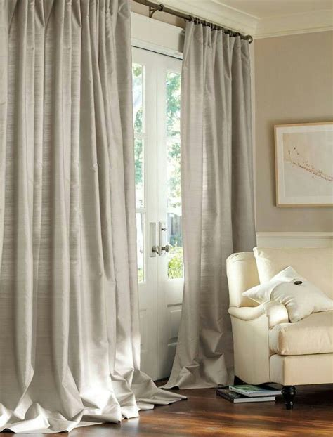 curtains pottery barn drapes via pottery barn home sweet home pinterest