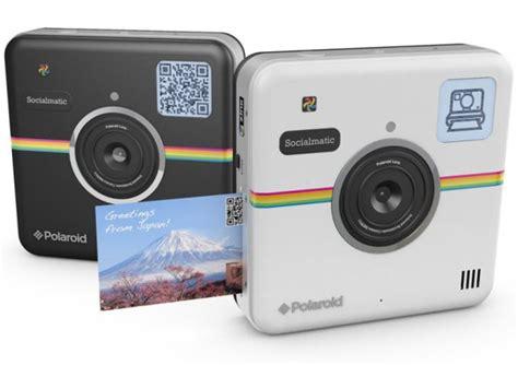 polaroid socialmatic polaroid socialmatic android prints photos on the go