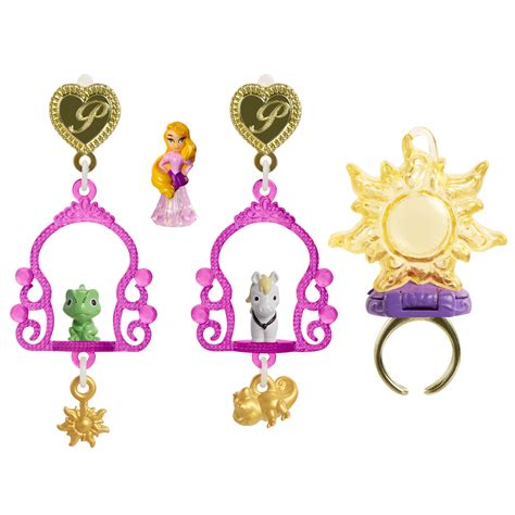 Disney Set Princess disney princess kingdom jewellery set disney