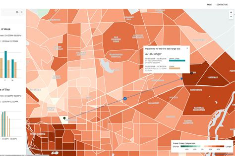 pattern analysis traffic uber s new tool gives cities a mind bogglingly detailed