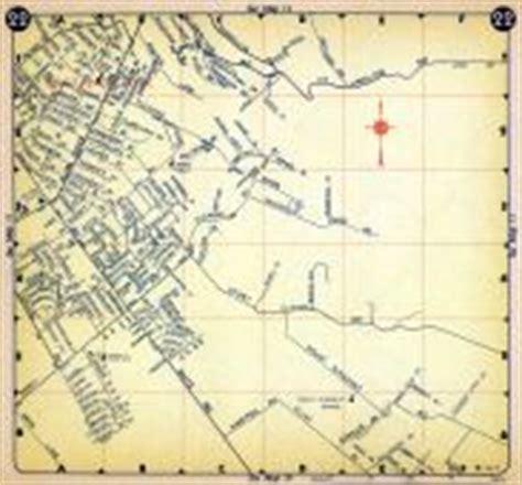 east san jose map santa clara county 1956 california historical atlas