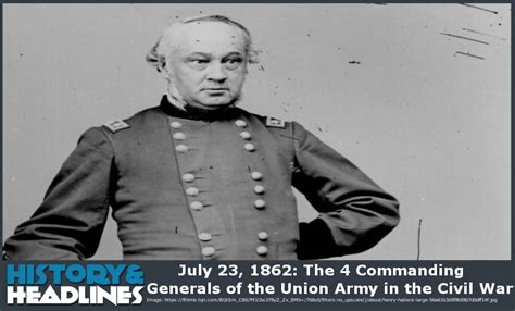 the commanders civil war generals who shaped the american west books july 23 1862 the 4 commanding generals of the union army