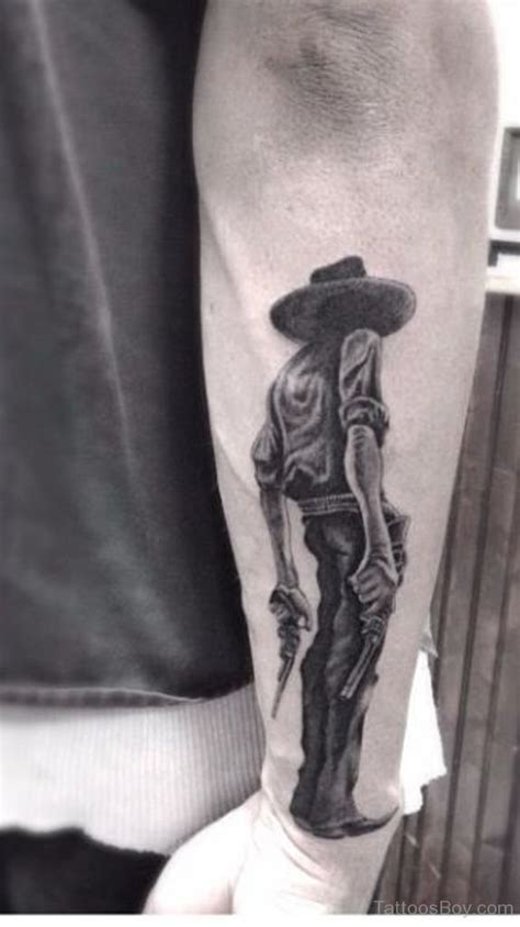 rodeo tattoo cowboy tattoos designs pictures page 2