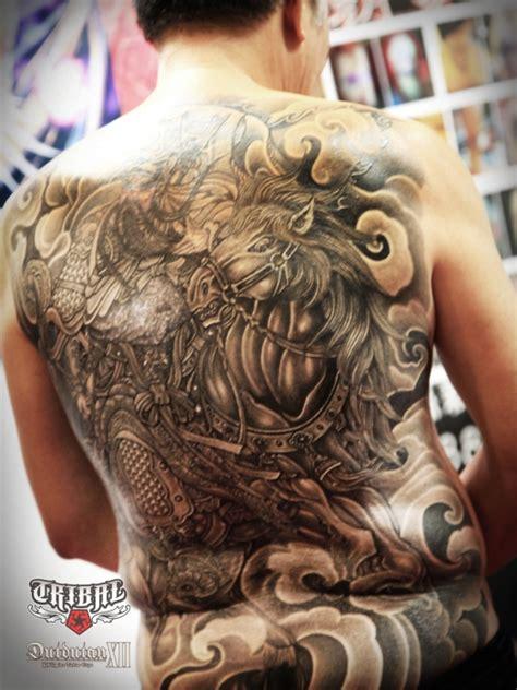 tribal gear dutdutan tattoo festival 2012 tattoo