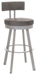 Bar Stools 34 Inch Seat Height Amisco Barry Swivel Stool 41445 34 Inches Spectator