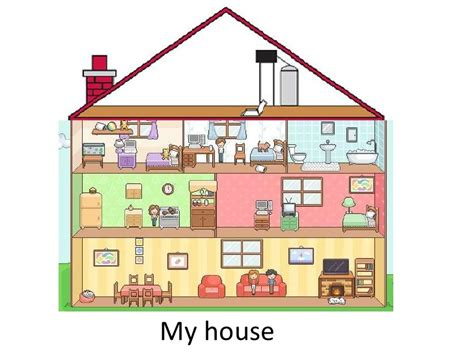 this my house my house