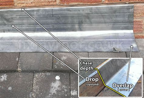 Gap Roofing by How To Install Roof Flashing Easy Diy Fitting Flashing