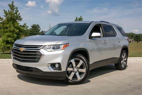 how much is a chevrolet traverse 2018 chevrolet traverse our review cars