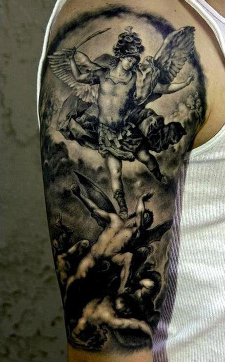 tattoo st michael angel st michael the archangel on tumblr