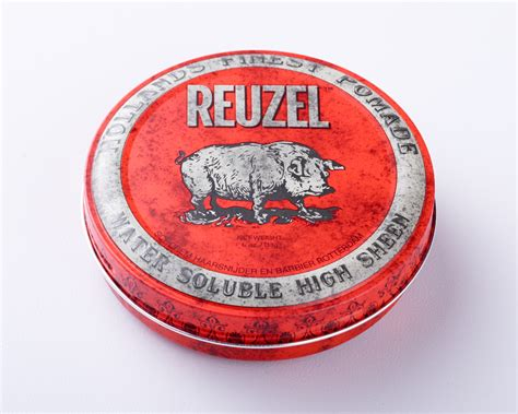 Pomade Chief Blue Waterbased 1 reuzel medium water based gel pomade pomade in words