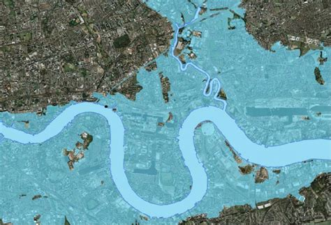 thames barrier bbc bitesize how does the thames barrier stop london flooding bbc news