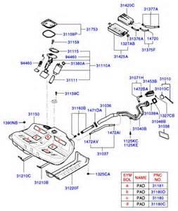 2004 Hyundai Sonata Parts Car Accessories Hyundai Nf Sonata 2004