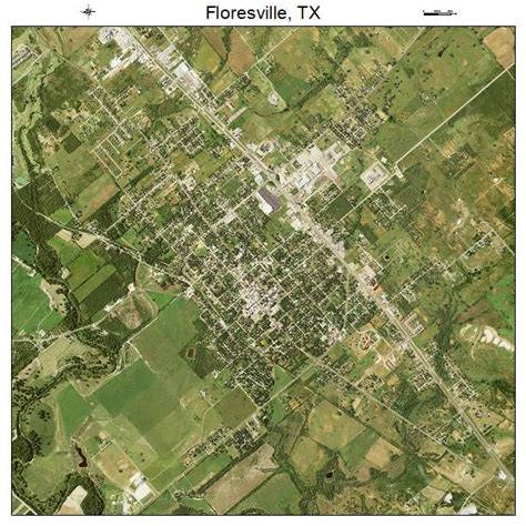 aerial maps texas aerial photography map of floresville tx texas