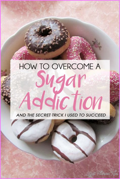 How To Detox Yourself From Sugar by How To Detox From Sugar Latestfashiontips