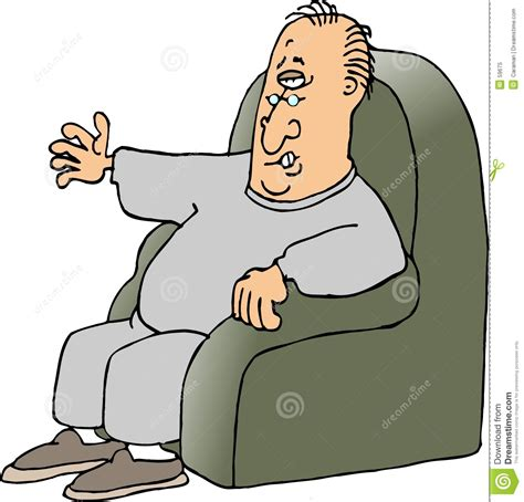 armchair qb quarter back clip art armchair quarterback images frompo
