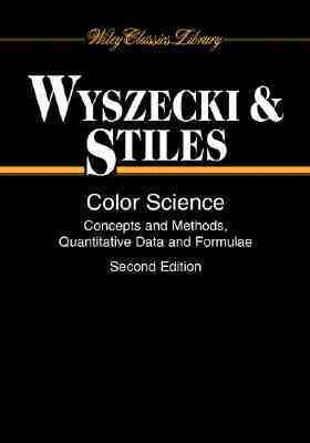 color science concepts  methods quantitative data
