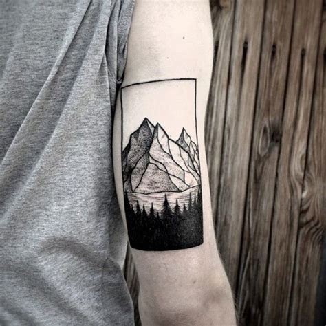 simple river tattoo 17 best ideas about mountain tattoos on pinterest