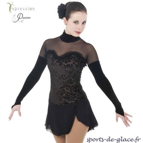Black Swan Dress black swan skating dress sports de glace