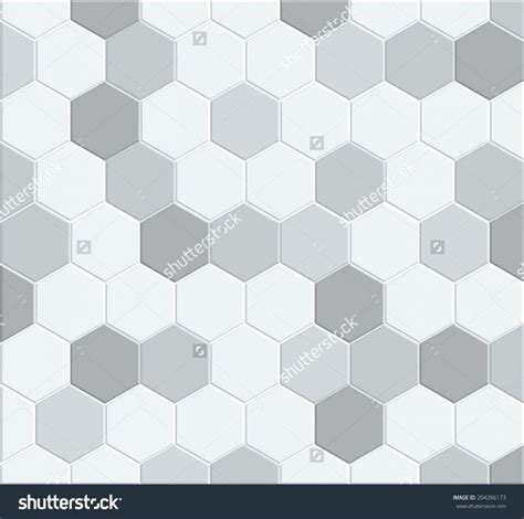 Grey Bathroom Tiles Ideas by Grey And White Hexagonal Tile Patterns Patterns Kid