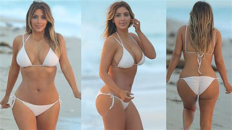 kim kardashian looks like a hobbit kim kardashian shows off her post pregnancy body youtube