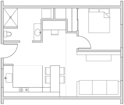 good 450 square foot apartment floor plan 8 450 500 square feet apartment floor plan design of your