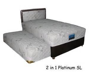 tempat tidur bed 2 in 1 harga kasur springbed