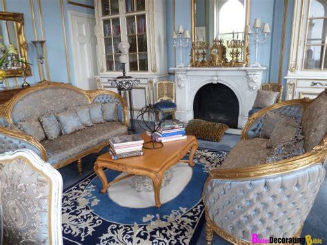blue and gold home decor leopard carpetbetterdecoratingbible