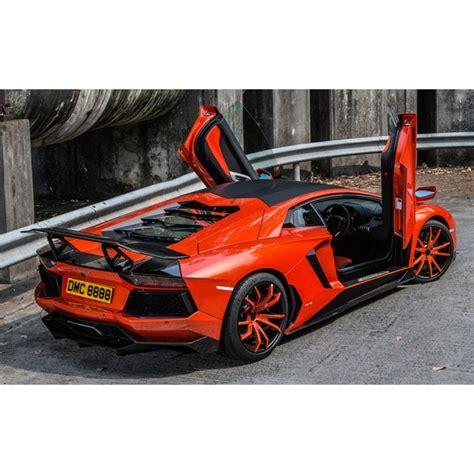 Lamborghini Aventador With Spoiler Lamborghini Aventador Lp700 4 Dmc Molto Veloce Carbon