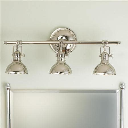 Bathroom Mirror Light Fixtures by Pullman Bath Light 3 Light Transitional Bathroom