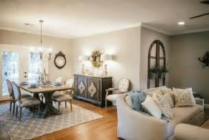 fixer upper wall colors house and magnolias