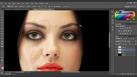 tutorial photoshop yes we can interesting face manipulation photoshop tutorial