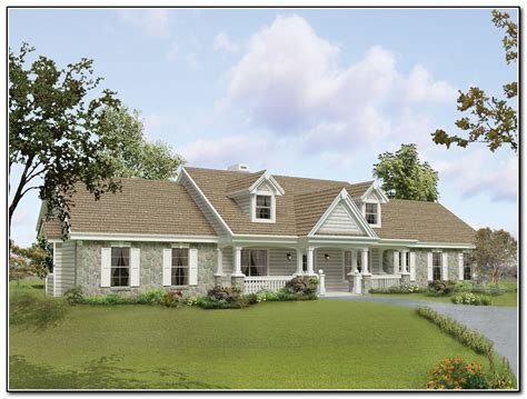 ranch house plans with porch front porch designs for raised ranch homes portico