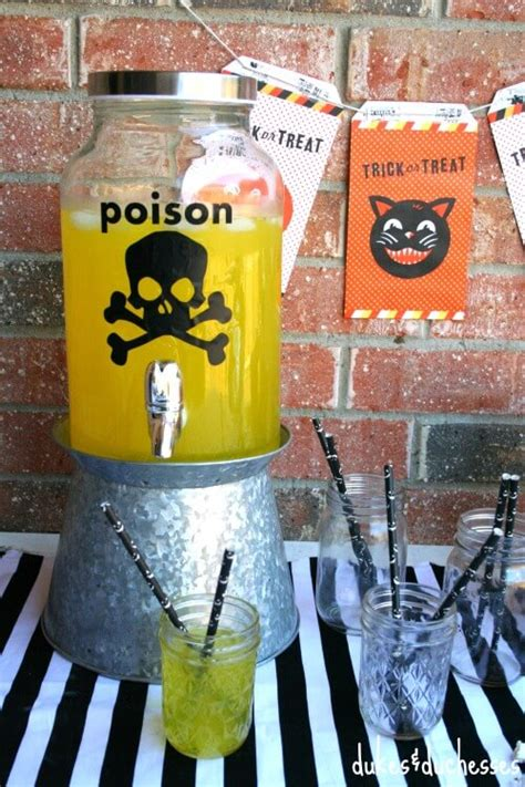 halloween drink dispenser halloween drink dispenser dukes and duchesses