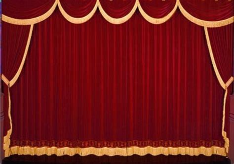 home theater velvet curtains saaria burgundy home theater velvet curtain drapes stage