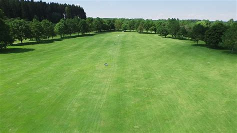 overhead view of golf swing aerial golf center stock footage video 5685524 shutterstock