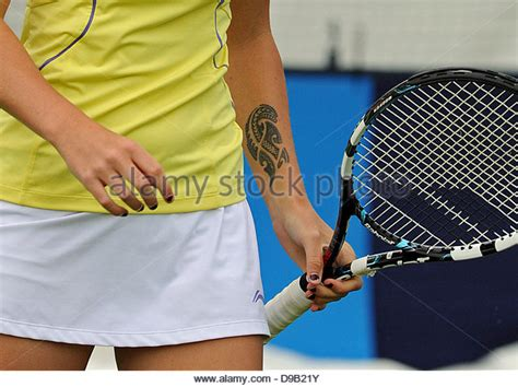 pliskova tattoo kristyna stock photos kristyna stock images alamy