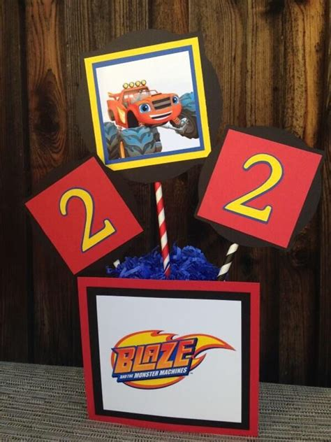 Blaze and the monster machines party decorations blaze birthday