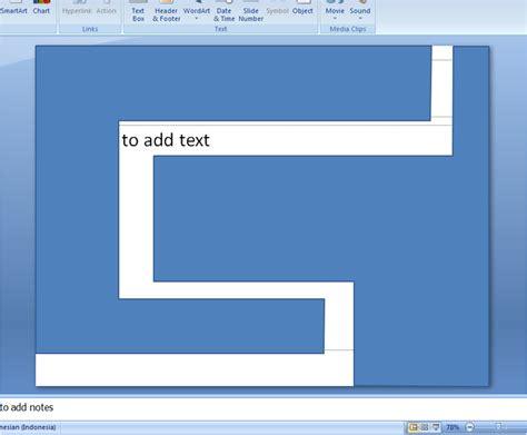Maze Bentuk cara membuat the scary maze dengan powerpoint