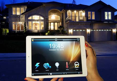lighting management my smart home