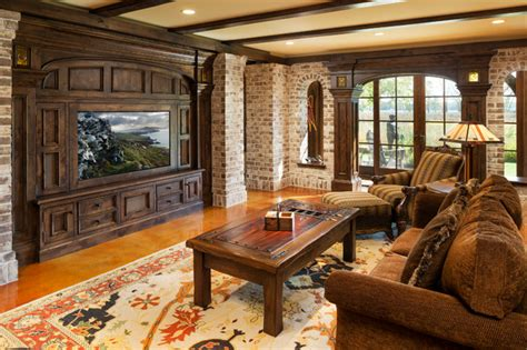 English Country Kitchen Ideas by Elegant English Country Home Traditional Family Room