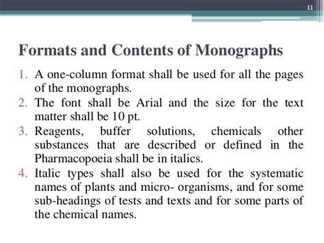 monograph template monograph devlopement manish