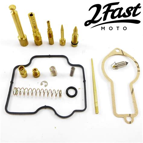 Repair Kit Carburator Honda Megapro honda 1983 1985 xl600r carburetor rebuild repair kit